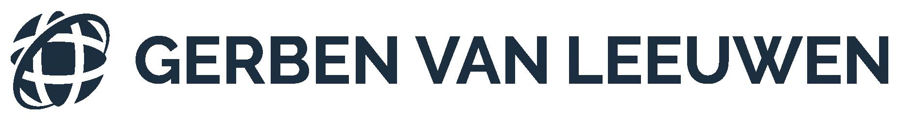 Gerben van leeuwen-Logo